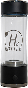 H2 BOTTLE RED